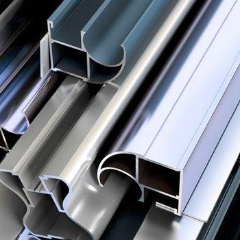 vitrô de alumínio basculante