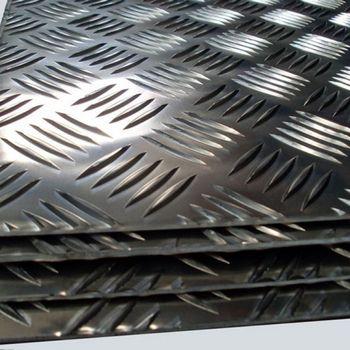chapa xadrez alumínio preço