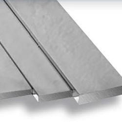 chapa lisa de alumínio