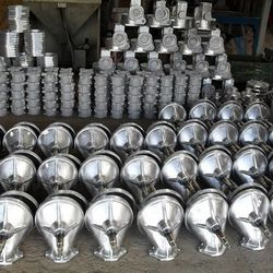 fundição de alumínio artesanal
