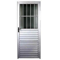 porta de alumínio de correr