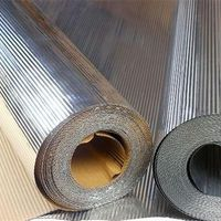 Bobina alumínio corrugado