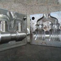 Coquilha fundição alumínio