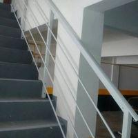 Corrimão de escada em alumínio preço