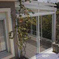 Esquadrias de alumínio e vidro