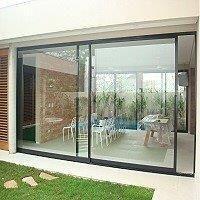 Esquadrias de alumínio janelas e portas