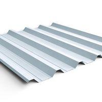 Instalação de telhas de alumínio