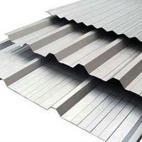 Loja de telha de alumínio
