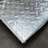 Placa de alumínio