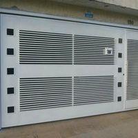 portões de alumínio automáticos