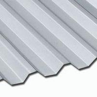Telha alumínio trapezoidal
