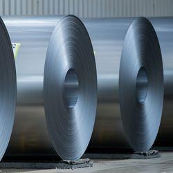 alumínio liso em bobina