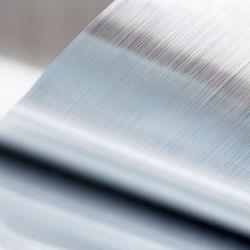 alumínio liso e corrugado