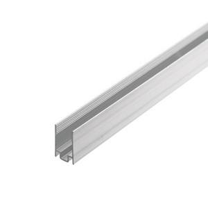 Canaleta de aluminio para parede