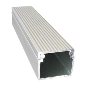 Canaletas de alumínio preço