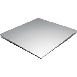 chapa de alumínio xadrez usada