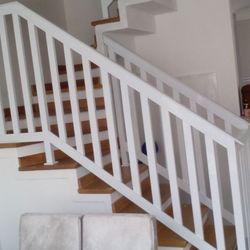 corrimão de alumínio para escada em sp