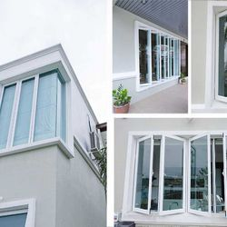 janelas de alumínio 2 folhas com grade