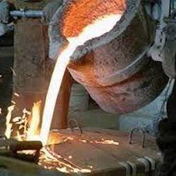 serviço de fundição de alumínio
