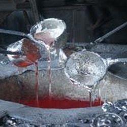 indústria de fundição de alumínio
