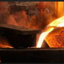 fundição sob pressão de alumínio