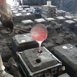 fundição em moldes permanentes coquilhas