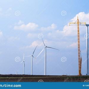 Lâmina de turbina eólica sp