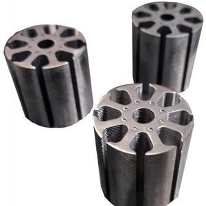 Lâminas para núcleos de transformadores