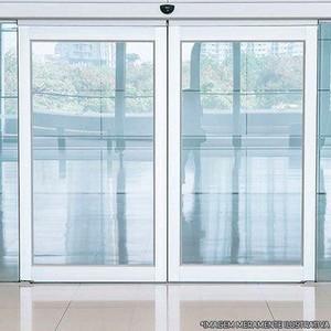 Manutenção portas de vidro de correr
