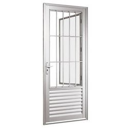 valor de porta de alumínio