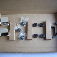 Base de alumínio para dispositivo