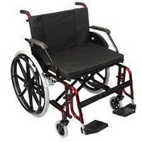 Cadeira de rodas alumínio
