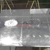 Chapa de alumínio Alclad