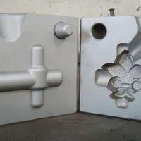 Coquilha para fundição de alumínio