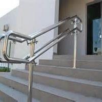 Corrimão de alumínio para escada em guarulhos