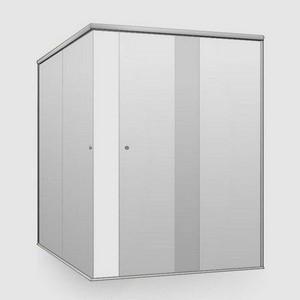Esquadrias de alumínio para box de banheiro