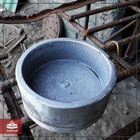 Fundição de peças em alumínio