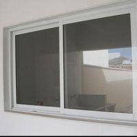 janelas de alumínio com vidro
