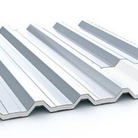 Preço telha trapezoidal alumínio