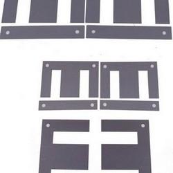Lâminas de aço silício para transformadores